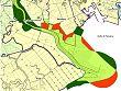 I confini dei SIC/ZPS Foce dell'Isonzo-Isola della Cona